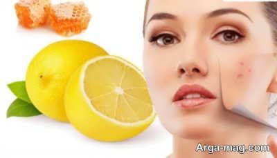فواید لیمو ترش و عسل