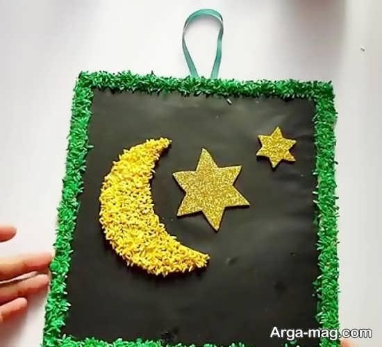 قشنگ ترین کاردستی ماه رمضان