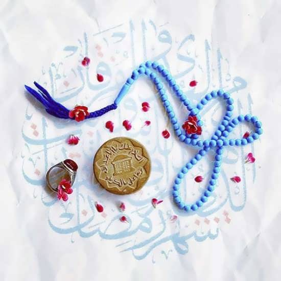 پروفایل قشنگ درباره ماه رمضان