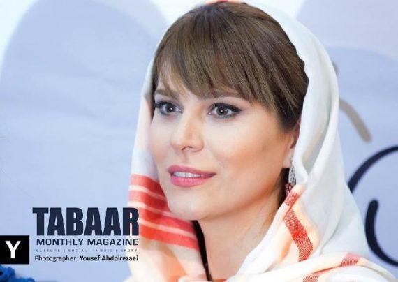سحر دولتشاهی در آتلیه + عکس