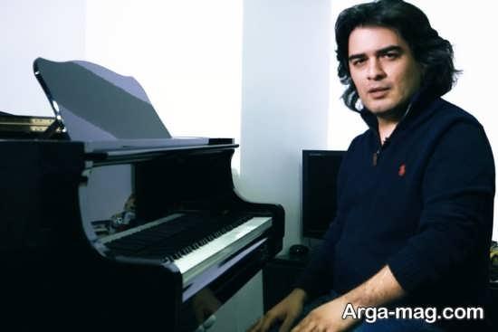 احتشامی پیانویست