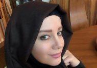 تیپ جنجالی شراره رخام در مراسم بدرقه تیم ملی فوتبال ایران