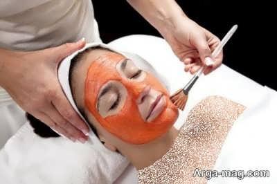 حوان سازی پوست با هویج