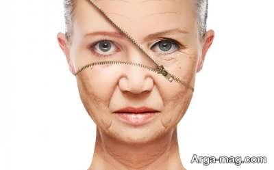 راه های جوان سازی پوست صورت