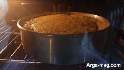 طرز تهیه کیک اسفنجی در خانه