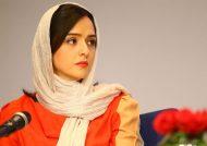 حرف های تند ترانه علیدوستی به رئیس جمهور ایران در توئیتر!