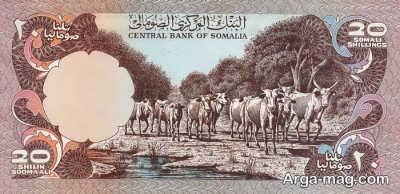 شیلینگ سومالی