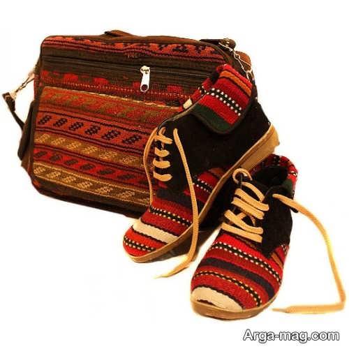 کیف و کفش سنتی