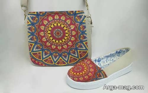 مدل کیف و کفش دخترانه