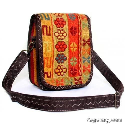مدل کیف دخترانه طرح دار و سنتی