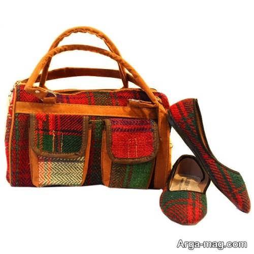 مدل کیف و کفش سنتی و شیک