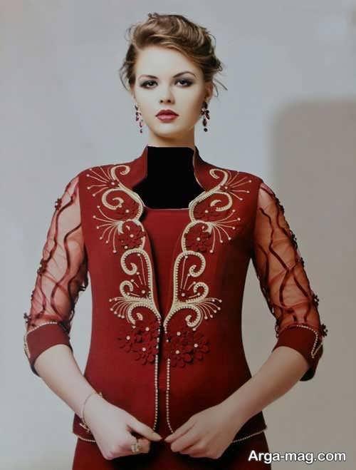 مدل کت و دامن زنانه سنتی