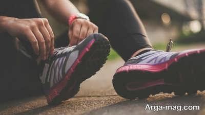 کفش مناسب برای درمان درد پاشنه پا