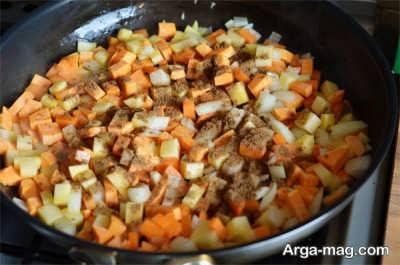 هویج و پیاز