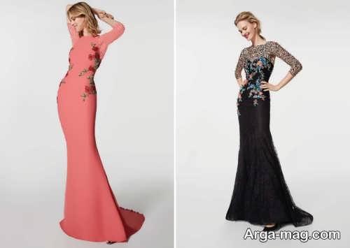 مدل لباس مجلسی زنانه شیک