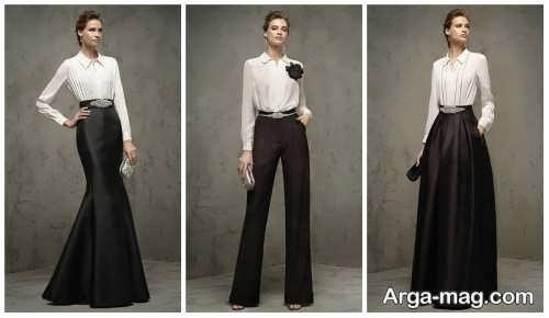 مدل های لباس مجلسی زنانه