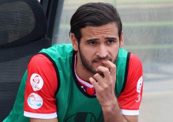 احمد نوراللهی در سن 26 سالگی ازدواج کرد + عکس