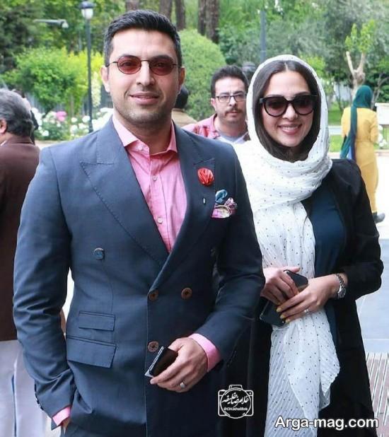 ashkan khatibi 1 - عکس های تازه منتشر شده از اشکان خطیبی و همسرش