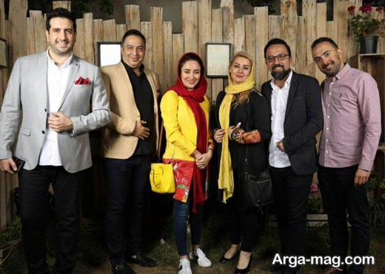 bahare afshari 1 1 - عکس های منتشر شده از بهاره افشاری در کافه