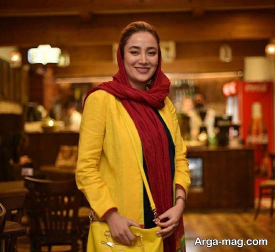 bahare afshari 2 1 - عکس های منتشر شده از بهاره افشاری در کافه