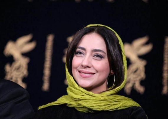عکسی صمیمی از بهاره کیان افشار و لادن مستوفی