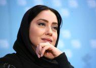 تیپ جدید بهاره کیان افشار در هتل پارسیان آزادی