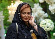 عکس های جدید بهاره رهنما و همسرش در باغ تالار تشریفات یکتا