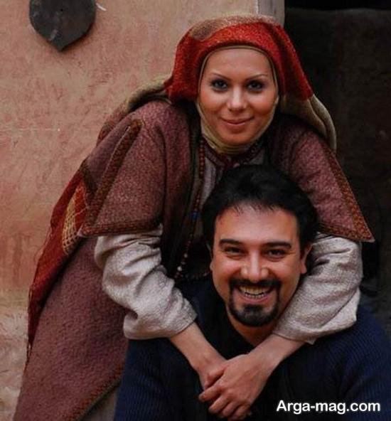 borzou arjmand 5 - تصاویر برزو ارجمند و خانواده اش