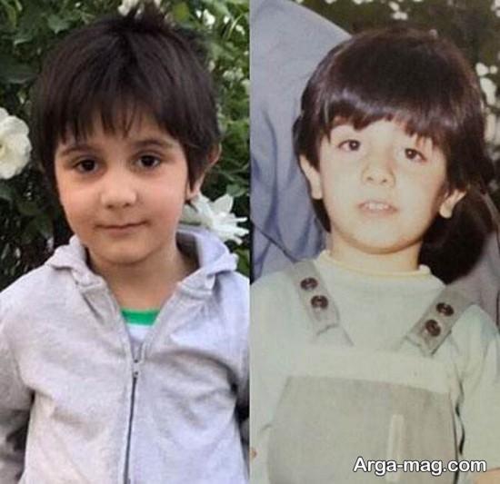 borzou arjmand 7 - تصاویر برزو ارجمند و خانواده اش