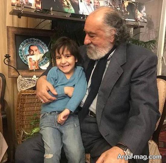 borzou arjmand 8 - تصاویر برزو ارجمند و خانواده اش