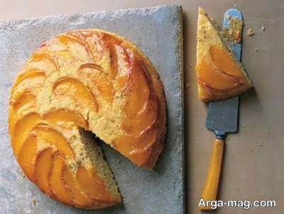 طرز تهیه کیک با آرد ذرت