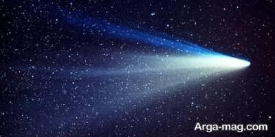 انتشار گاز از ستاره