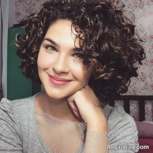 مدل مو فر دخترانه
