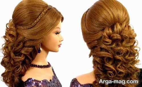مدل مو فر باز و جدید