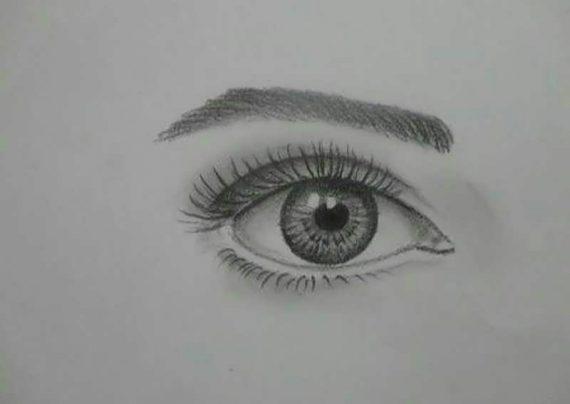 طرح سیاه قلم