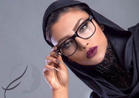 عاشقانه های الهام عرب برای دخترش