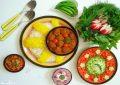 ظروف عجیب غذا در رستوران + عکس