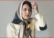 عکس هایی از حضور فاطمه گودرزی در موسسه خیریه