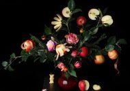 عکاسی متفاوت از غذاها و میوه ها