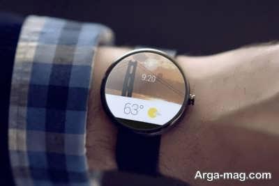 طراحی ساعت هوشمند