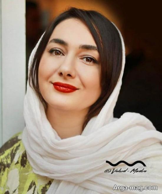هانیه توسلی در تهران