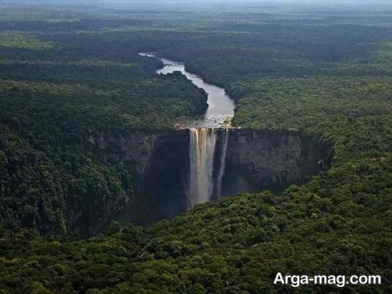 آبشار قطره ای