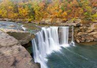 عکس های جذاب از یک آبشار قطره ای