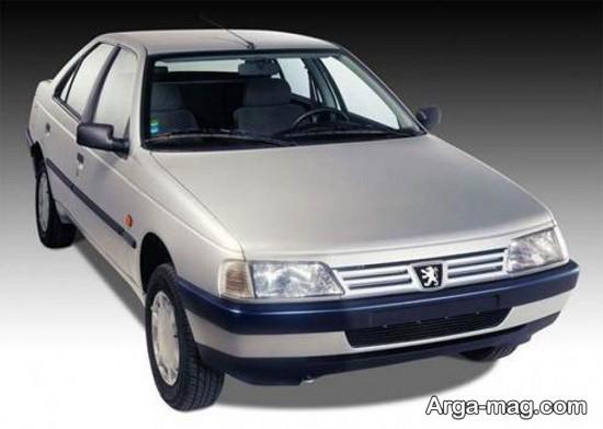 khodro 5 3 - معرفی خودروهای برتر دهه ۳۰ تا ۹۰ در ایران