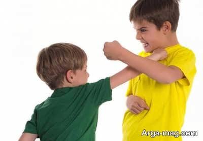 کنترل کودک در هنگام عصبانیت