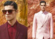 3 قانون انتخاب رنگ لباس برای آقایان