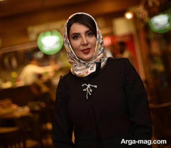 لیلا بلوکات در گالری کافه