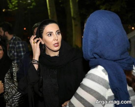 لیلا بلوکات در تهران