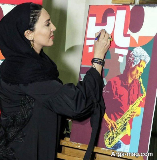 leila bolokat 3 2 - تصاویر جدید لیلا بلوکات در باغ موزه فردوس