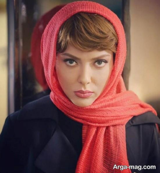 لیلا اوتادی در سینمایی تخته گاز